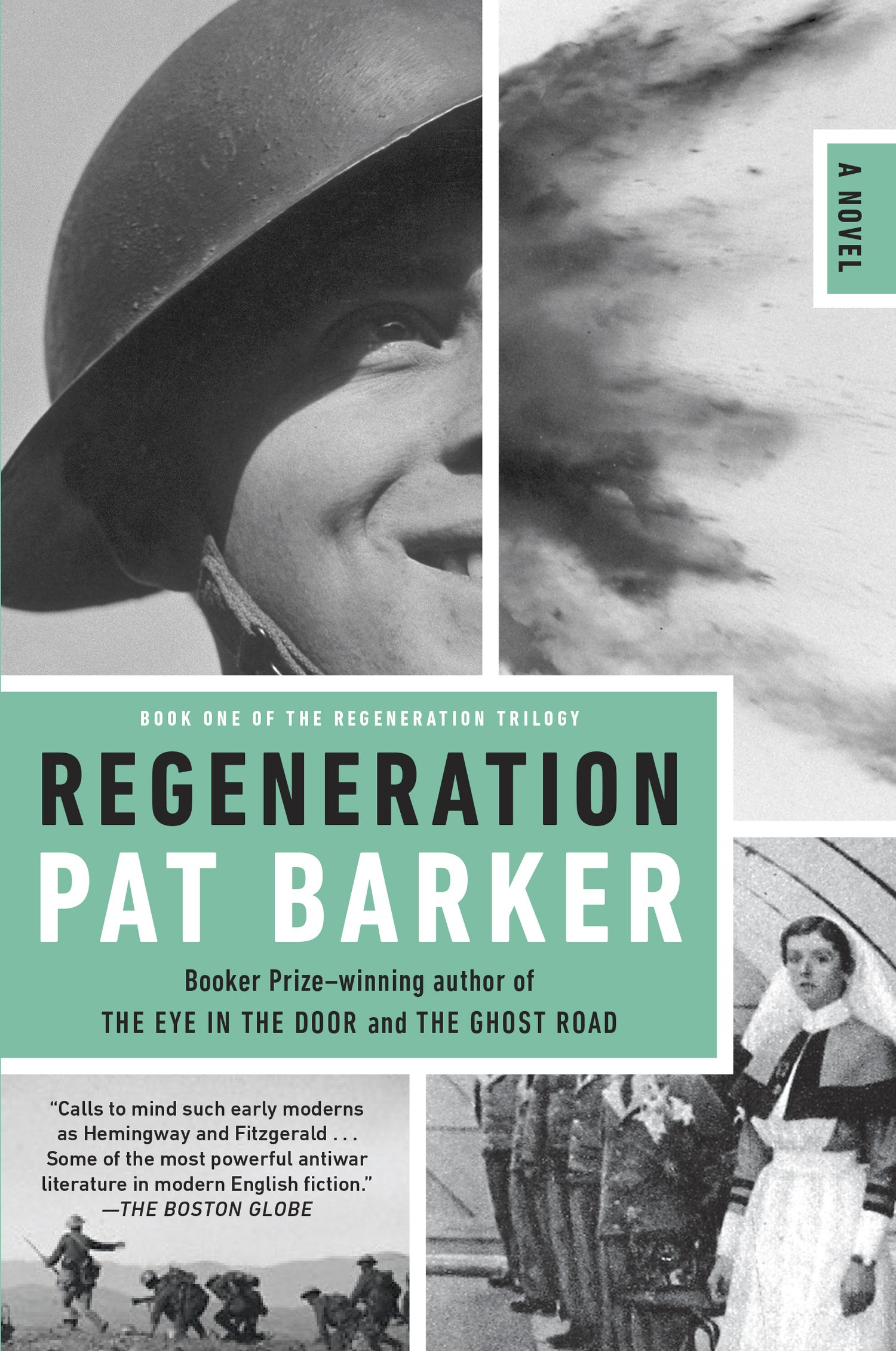 is regeneration an anti war novel essay One way is to argue that regeneration is not an anti-war novel first, because the work is historical fiction, we might assert that it was necessary for barker to include sassoon's protest against the war as an important facet of his character, but that his protest is not central to the novel.