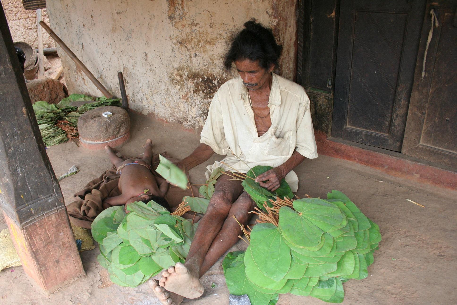 Konda Dora Tribal community