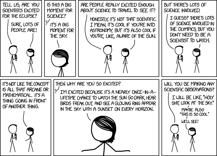 Eclipse XKCD